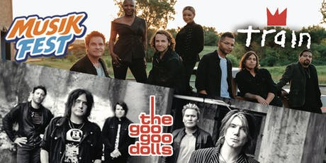 Train & The Goo Goo Dolls tickets