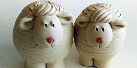 Cork & Clay - Miniature Animals tickets