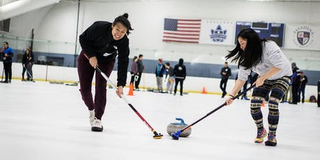 Learn to Curl in Pasadena (late night) tickets