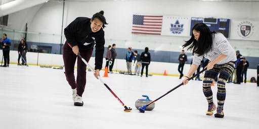 Learn to Curl in Pasadena