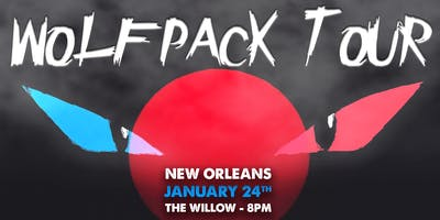 wolfpack tour: new orleans