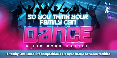 So You Think Your Family Can Dance