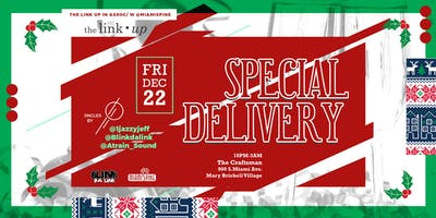Special Delivery: A Holiday Link Up