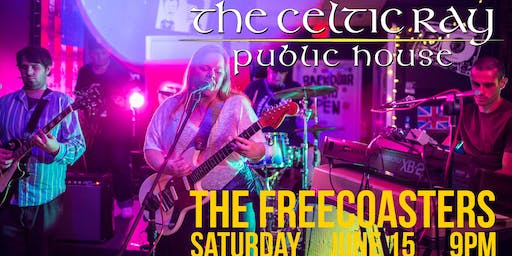 The Freecoasters at The Celtic Ray in Punta Gorda, FL
