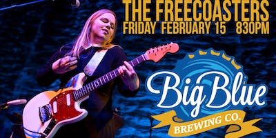 The Freecoasters at Big Blue Brewing in Cape Coral, FL