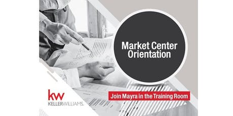 MARKET CENTER ORIENTATION tickets