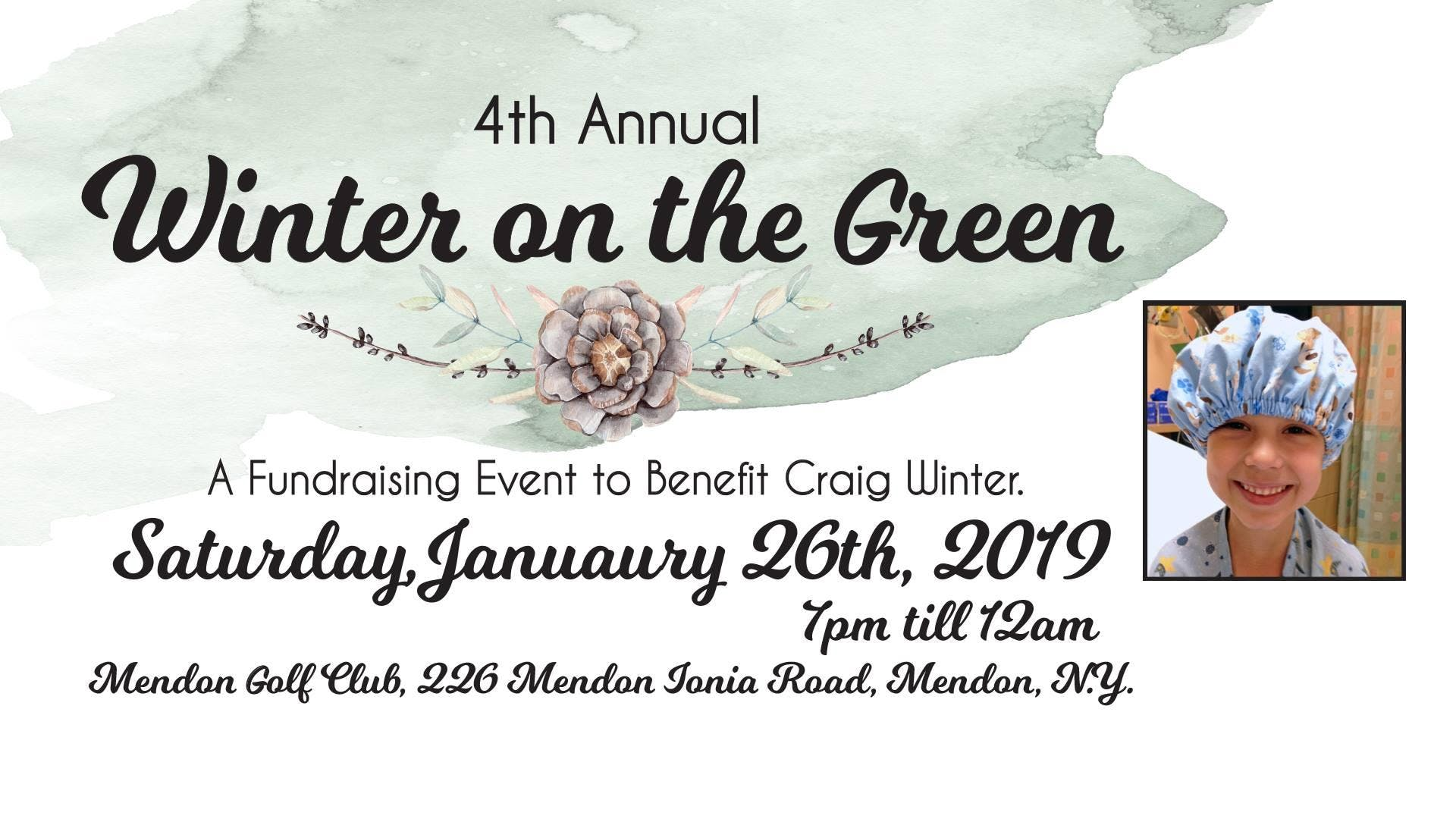 4th Annual Winter on The Green