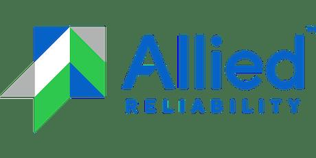 Reliability Fundamentals - November 2019 | Charleston, SC tickets