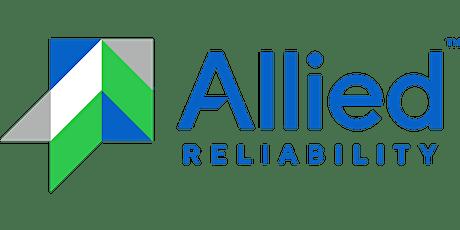 Leading Reliability Improvement - October 2020 | Charleston, SC tickets