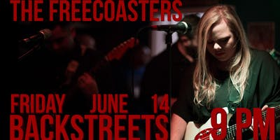 The Freecoasters at Backstreets in Cape Coral, FL