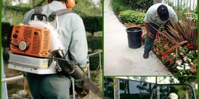 Limited Commercial Landscape Maintenance (LCLM - commercial) Exam training session & CEU class