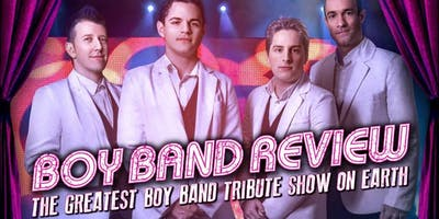 Boy Band Review at Hollywood Casino (Lawrenceburg, IN)