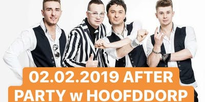 Zespol After Party w Hoofddorp