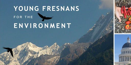 Young Fresnans for the Environment Meet-up