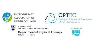 BC Physio Education Forum, Expo & Gala 2019
