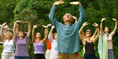 Introduction to Qigong on Wisconsin Ave. (GU Faculty & Staff Only)