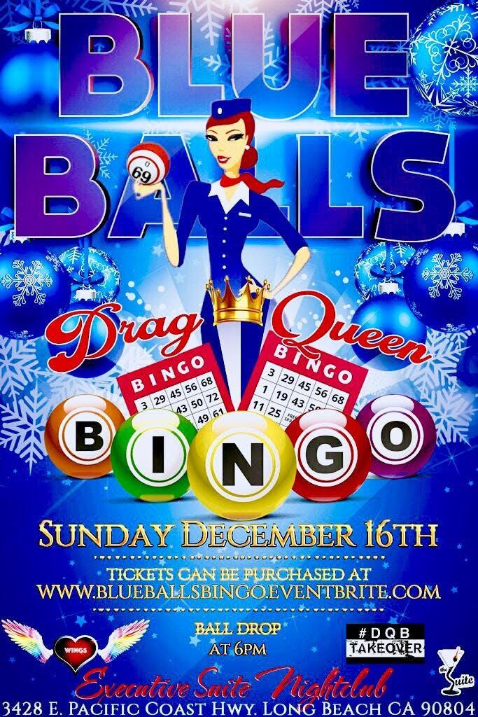 Blue Balls Bingo