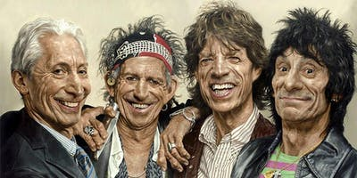 Rolling Stones Tailgate Party