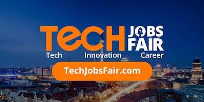 Tech Jobs Fair Zurich - 2019