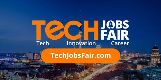 Tech Jobs Fair Zurich - 2019