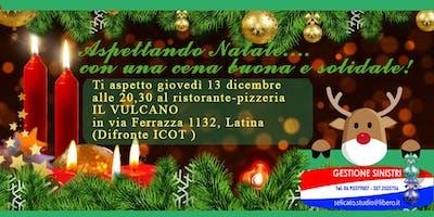 Cena di Natale 2018 Alessandro Selicato
