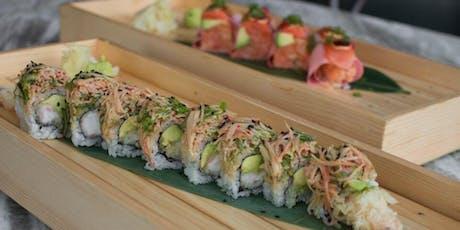 Tuna Bar Sushi-Making Class tickets