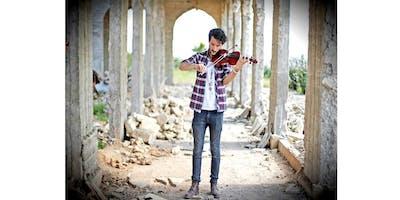 The Curve: Concert with Iraqi composer/musician Ameen Mokdad & Cuatro Puntos