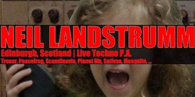 Neil Landstrumm Live!