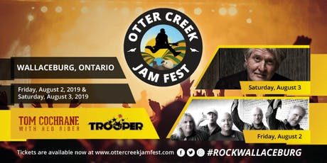 OTTER CREEK JAM FEST tickets