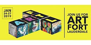"3rd Annual Art Fort Lauderdale - ""The Art Fair On The..."
