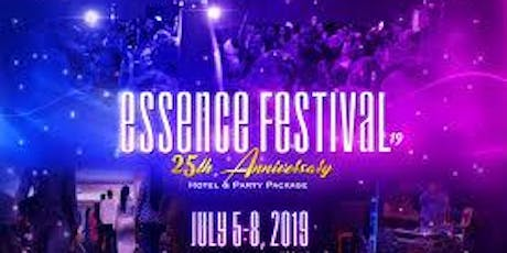 Essence Festival 2019  with FIRST CLASS EXCURSION tickets