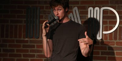 Slice of Comedy headlining Connor McSpadden(sat)