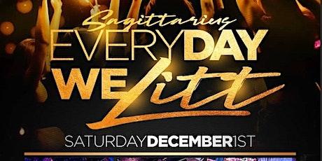 "NYC Sagittarius ""EVERY DAY WE LITT PARTY"" EVERYONE FREE ON RSVP @ FREQ NIGHT CLUB tickets"