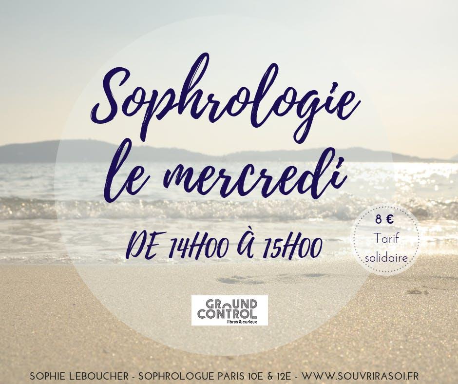 Sophrologie - Séances collectives - Paris