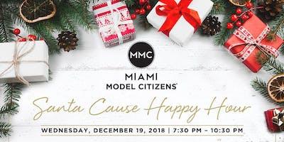 Miami Model Citizens Santa Cause Holiday Party