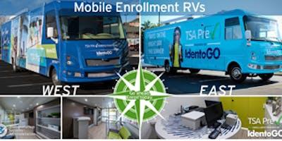 TSA Pre✓® Mobile Enrollment RV at Keller Williams (Dec 10-13)