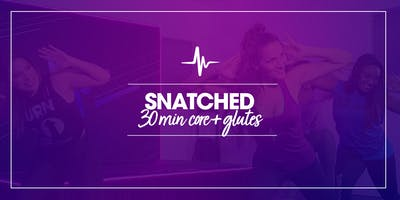 SNATCHED: Core & Glutes Workout