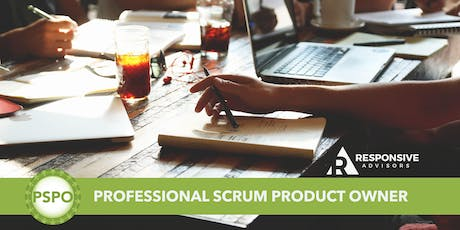 Professional Scrum Product Owner Certification (PSPO) - Chicago  tickets