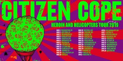 Citizen Cope at McDonald Theatre (March 22, 2019)
