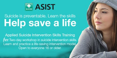 Applied Suicide Intervention Skills Training - (ASIST) (Two-Days)