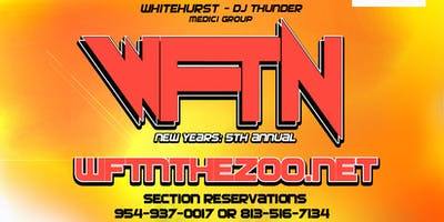 #WFTN New Years 2k19