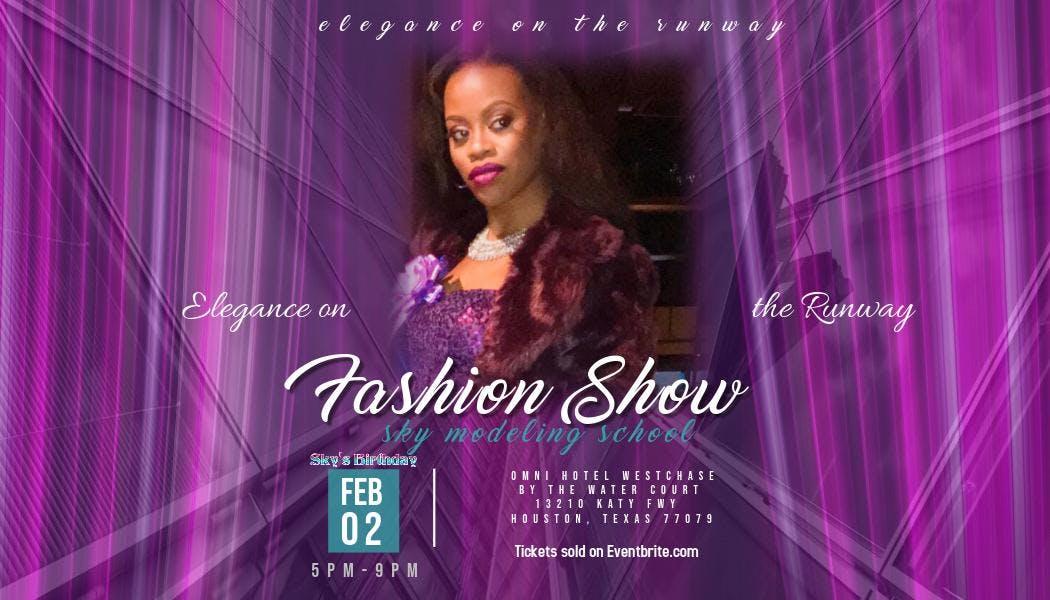 Elegance on the Runway Fashion Show