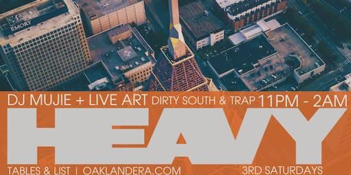 HEAVY: DJ Mujie at Era Art Bar