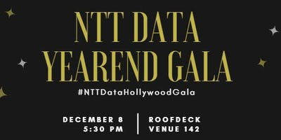 NTT Data Services Year End Party 18