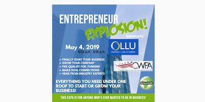 Entrepreneur Explosion