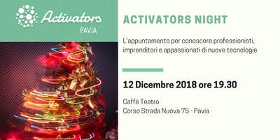 Activators Night - XMAS Edition