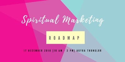 Spiritual Marketing Roadmap