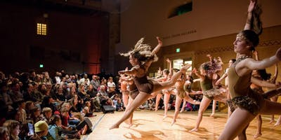 Workshop avec les Jefferson Dancers