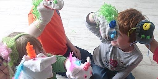 Sunday Creative Drama for Kids