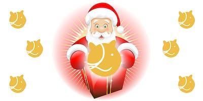 Fai TU il regalo a Babbo Natale